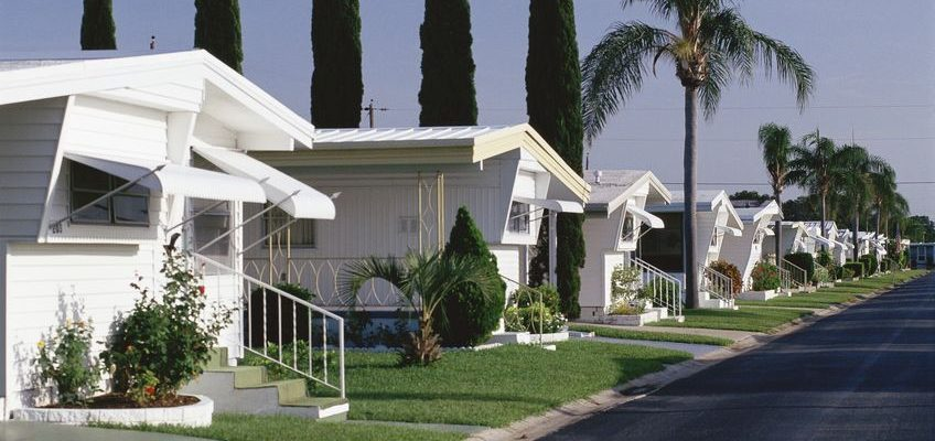Loans on Mobile Home Parks