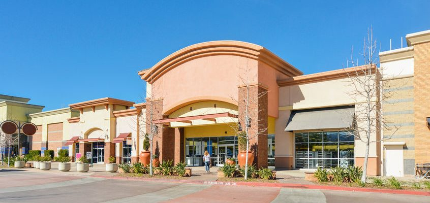 Loans on retail, office, and industrial properties