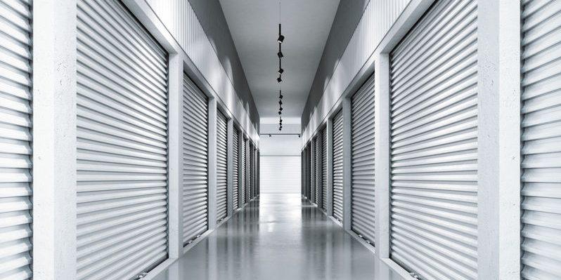Loans on self-storage properties