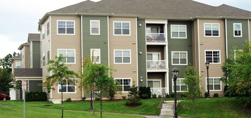 Loans on rental apartments, student housing, and senior housing
